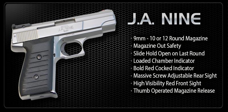 J.A. Nine  9 MM