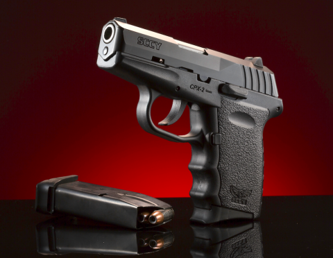 SCCY 9mm CPX-2
